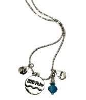 Totally Stroked Water Polo Necklace