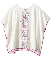 Billabong Girls' Stay Sandy Cover Up Poncho (7yrs-14yrs)