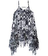 Billabong Girls' Summer Stunner Fringe Dress (4yrs-6yrs)
