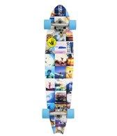 Body Glove Ocean Mosaic 38 Longboard Skateboard
