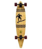 Body Glove Artisan Bamboo Surf Mana 40 Longboard Skateboard