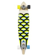 Pom Pom Fun Fish Skateboard