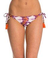 Sofia Lyon Long Tie Side Bikini Bottom