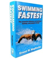 Human Kinetics Swimming Fastest
