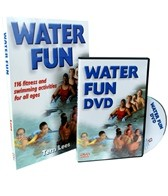Human Kinetics Water Fun Book with Water Fun DVD