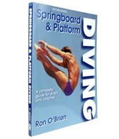 Human Kinetics Springboard and Platform Diving