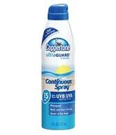 Coppertone GP Continuous Spray SPF 15 6oz
