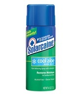 Coppertone (Solarcaine) Aloe Aerosol 4.5oz