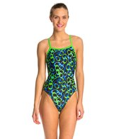 Waterpro Get Connected One Piece Swimsuit