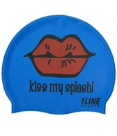 1Line Sports Kiss My Splash Silicone Cap