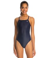 The Finals Solid Butterfly Back Lycra