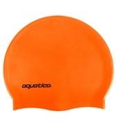 Aquatica Solid Silicone Swim Cap