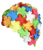 Creative Sunwear Flower Swim Cap