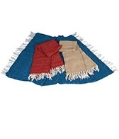 Wet Products Large Woven Beach Blanket