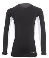 Sporti Youth Unisex L/S Sport Fit Rashguard