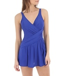 Miraclesuit Solid Aurora Swim Dress