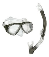 Speedo Adult Adventure Mask and Snorkel Set