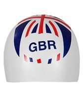 Sporti Silicone Great Britain Cap