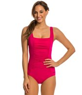 Speedo Endurance Shirred Tank One Piece