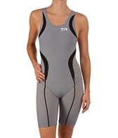 TYR Carbon Women's Aeroback Short John