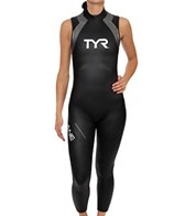 TYR Women's Hurricane Cat 1 Sleeveless Wetsuit