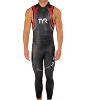 TYR Men's Hurricane Cat 5 Sleeveless Wetsuit