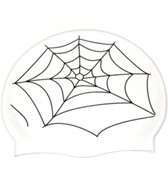 Bettertimes Spiderweb Solid Latex Cap