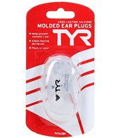 TYR Silicone Molded Ear Plugs