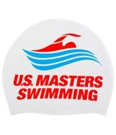 USMS Silicone Swim Cap