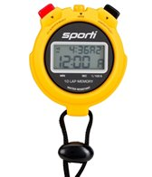 Sporti 10 Lap Memory Stopwatch
