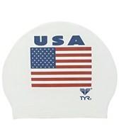 TYR USA Latex Cap