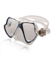 Mares X-Vision Mid Skirt Scuba Dive Mask