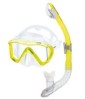 HEAD Manta Combo Mask and Snorkel Set