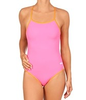 Dolfin Solid Brights Reversible Crossback