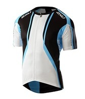 2XU Men's Sub Cycling Short Sleeve Jersey