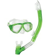 Speedo Jr. Adventure Mask & Snorkel Set