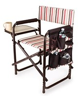 Picnic Time Patterns Sports Chair