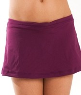 Girls4Sport Toddler Plum Swim Skirt