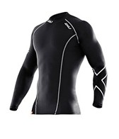 2XU Men's Long Sleeve Compression Top
