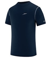 Speedo Boys' S/S Swim Tee