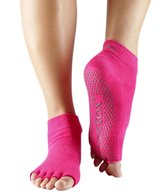 Toesox Ankle Length Half-Toe Grip Socks