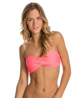 Body Glove Twist Bandeau Top