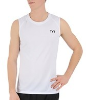 TYR Carbon Men's Sleeveless Running Shirt