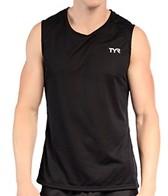 TYR Carbon Men's Sleeveless Running Shirt