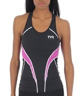 TYR Competitor Women's Fitted Tri Tankini