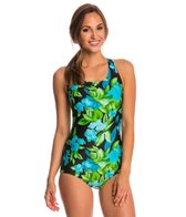 Waterpro Jasmine Flex Back Conservative Fitness Suit