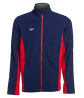 Speedo Men's Boom Force Warm Up Jacket