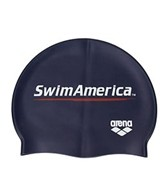 SwimAmerica Arena Swim Cap