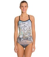 Hardcore Swim Women's Scalliwag Cali Drag One Piece