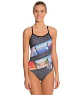 HARDCORESPORT Women's Roadtrip Cali Drag One Piece